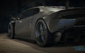 Обои Huracan, Lamborghini, Need For Speed 2015, тюнинг