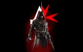 Картинка Assassin's Creed, Shay, Templar, Shay Cormac