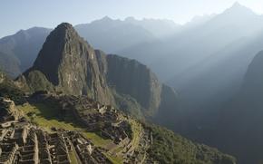 Картинка сила, красота, тайна, загадка, легенда, миф, Перу, древние цивилизации, город инков, Мачу Пикчу, Citadel of ...