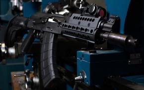 Картинка оружие, автомат, Ak-47, Krinkov