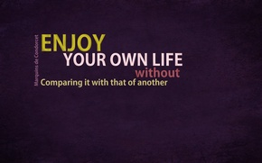 Обои фраза, mood, настроения, фон, слова, надпись