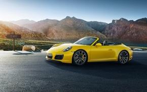 Картинка 911, Porsche, Carrera, порше, каррера