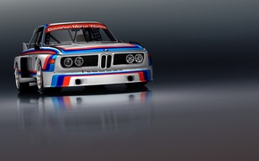Картинка BMW, Model, Old, 1975, BMW Motorsport, 3d Car, 3.0CSL