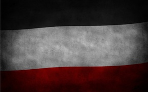Картинка флаг, флаги, триколор, германия, империя, deutschland, reich, volk, deutsche reich, немецкий, германская, rot, schwarz, weiss