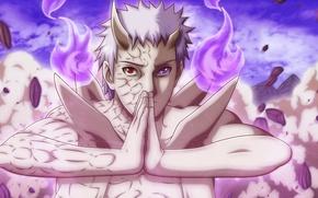 Картинка game, Naruto, seal, war, anime, sharingan, ninja, Uchiha, manga, shinobi, japanese, Naruto Shippuden, Tobi, oriental, …