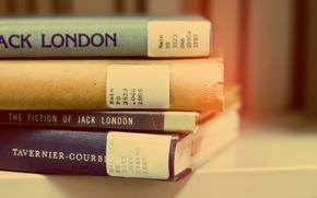 Картинка книги, стопка, джек лондон