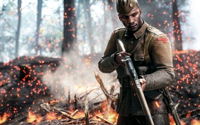 Картинка Game, Electronic Arts, DICE, Frostbite, Battlefield 1