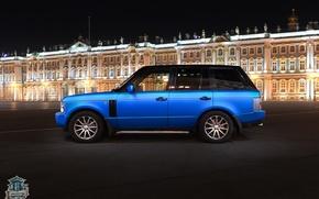 Картинка Land Rover, Range Rover, Понторезка, Academeg, Pontorezka