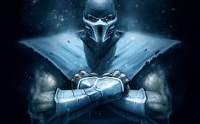 Картинка mortal kombat, ninja, Sub-Zero