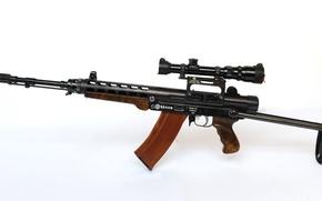 Картинка metal, gun, Armenia, military, weapon, rifle, scope, assault rifle, ordnance, telescopic lenses, steal, Vahan