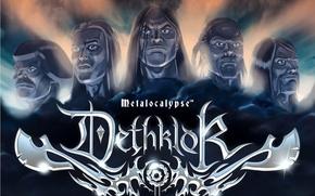Картинка Band, Deathklok, Death Metal