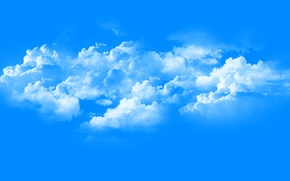 Обои небо, облака, тучи, природа