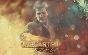 Картинка game, sony, playstation, uncharted, console, ps4, Натан Дрейк, Uncharted 4: A Thief's End, naughtydog