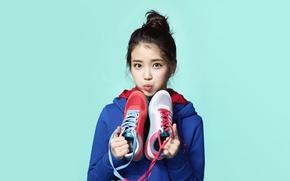Картинка девушка, музыка, азиатка, Южная Корея, K-pop