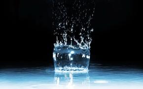 Картинка брызги, Вода, жидкость