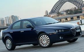 Картинка Alfa Romeo, Alfa, Romeo, 159, JTS, Alfa 159, alfa romeo 159