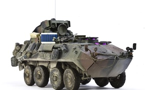 Картинка машина, игрушка, боевая, моделька, пехоты, LAV-TUA