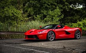 Картинка Ferrari, суперкар, феррари, LaFerrari