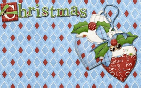 Картинка новый год, текстура, Happy New Year, Merry Christmas, декор, vektor