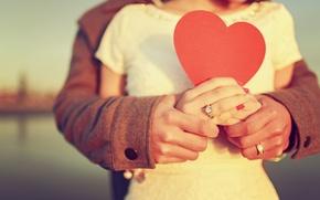 Картинка любовь, Девушка, пара, парень, отношения, сердечко