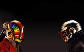 Картинка Шлем, Daft Punk, Daft, Helmet
