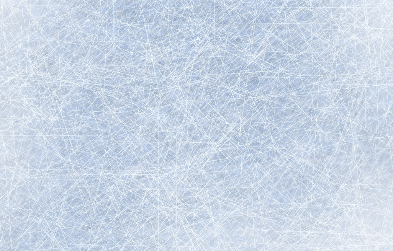 Фото обои лед, линии, царапины, каток