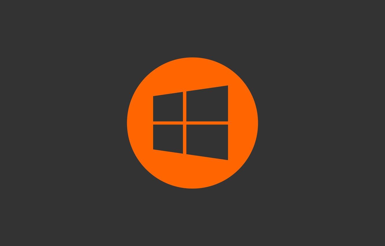 Обои 10, логотип, windows, пуск. Windows foto 15