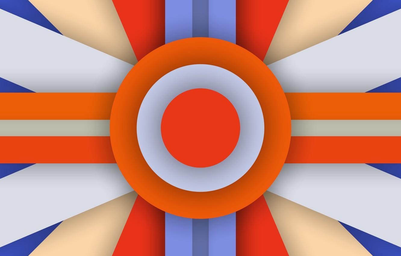 Обои colors, abstraction, blue, lollipop, design, line, stripes, circles, 5.0, Red. Абстракции foto 9