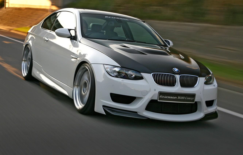 Фото обои BMW, Car
