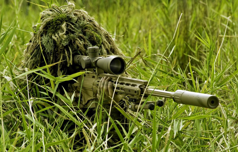Фото обои винтовка, sniper, Remington XM2010