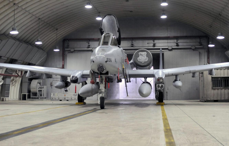 Обои republic, американский, A-10, бронированный, Fairchild, thunderbolt ii. Авиация foto 9