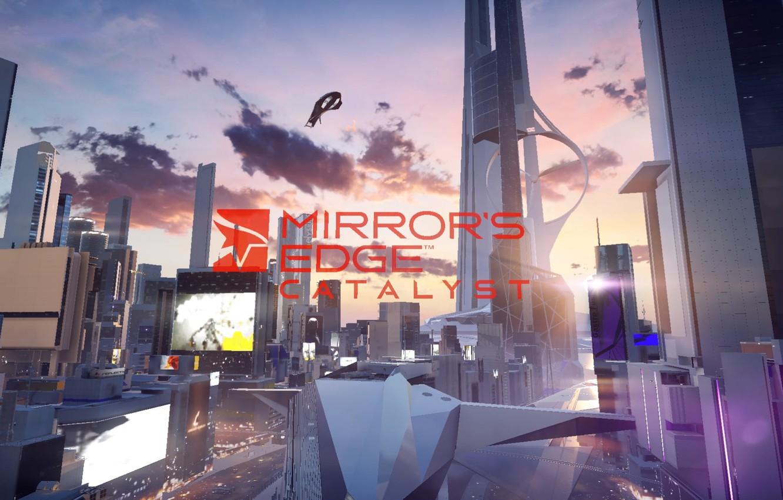Обои edge, game, mirrors. Игры foto 12