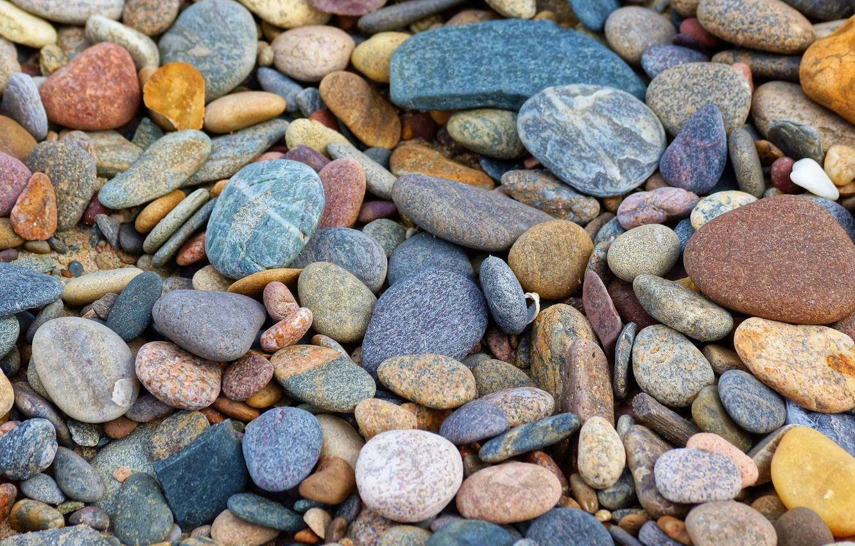 Фото обои colorful, stones, pebble