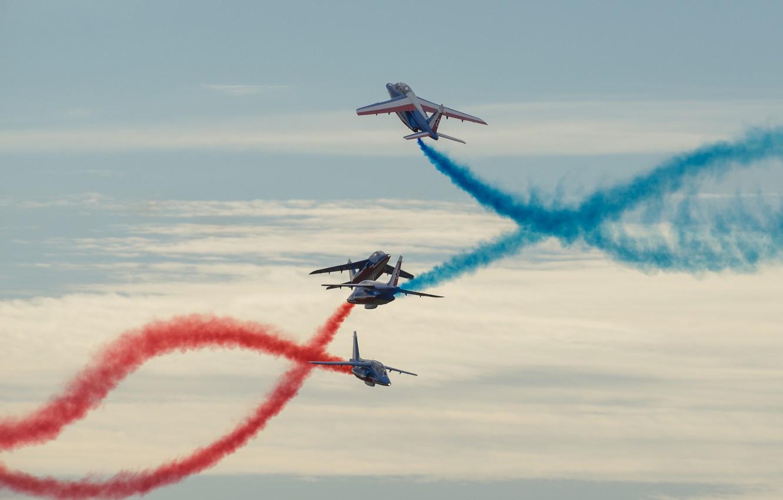 Обои пилотаж, Самолёт. Авиация foto 9