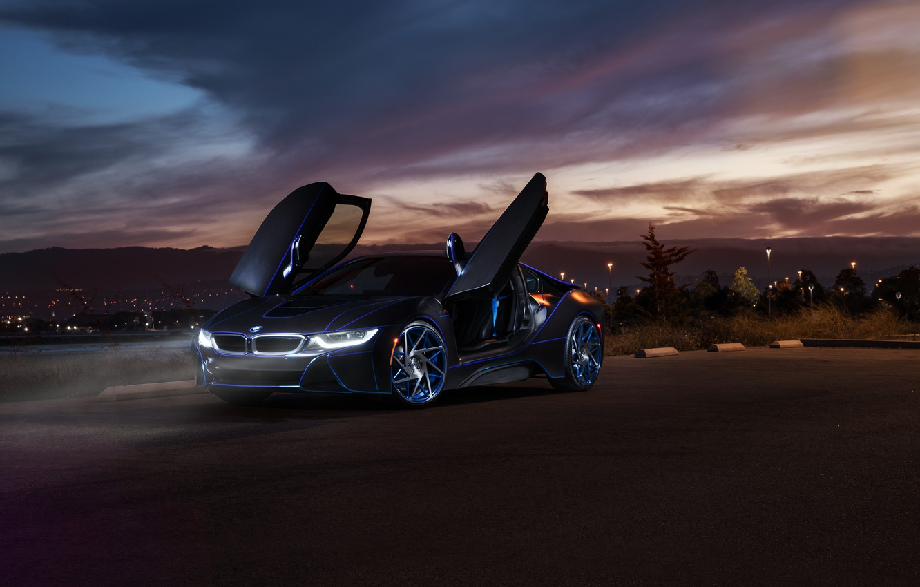 Фото обои BMW, Car, Front, Collection, Aristo, Doors, Customs