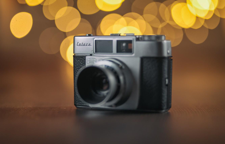 Обои vintage, Фотоаппараты. HI-Tech foto 15