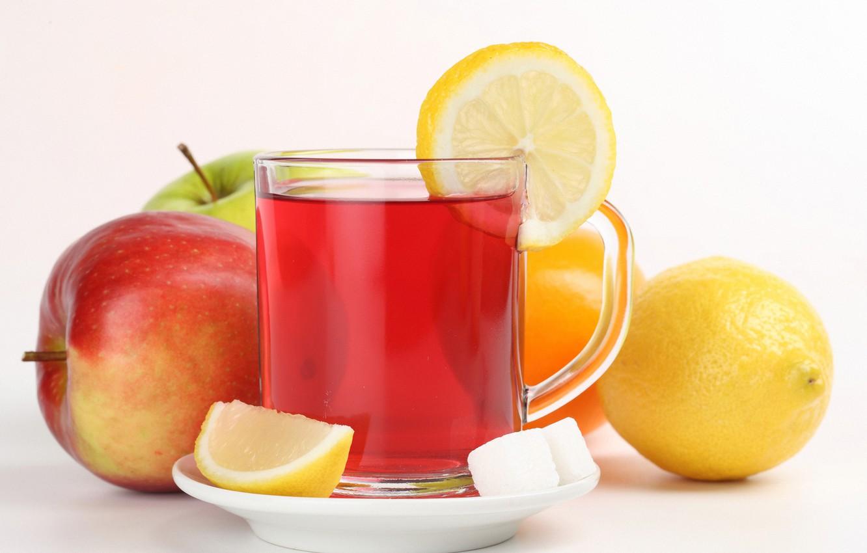 всем картинки чай с фруктами первой игре