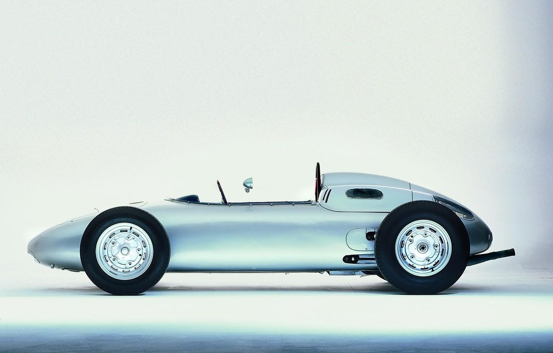 Фото обои Порш, 1960, Формула2