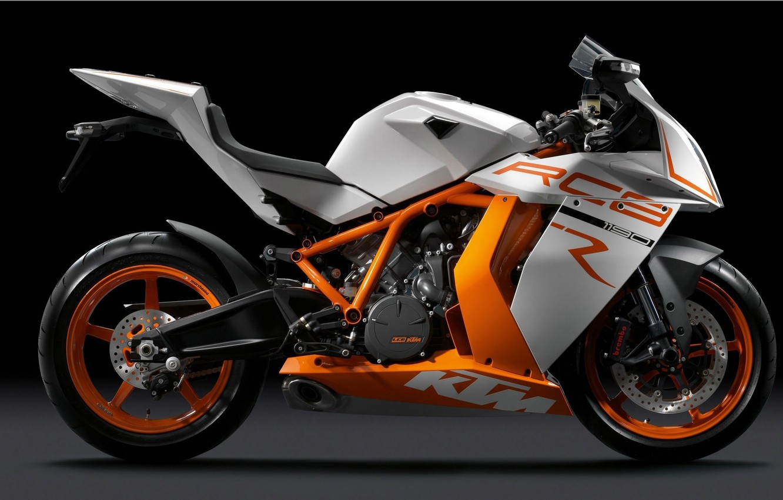Обои KTM RC8, Мотоцикл, супербайк. Мотоциклы foto 10