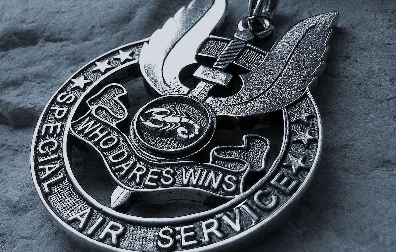 Фото обои спецназ, служба, специальная, воздушная, САС