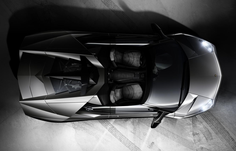 Фото обои Lamborghini, Reventon, суперкар