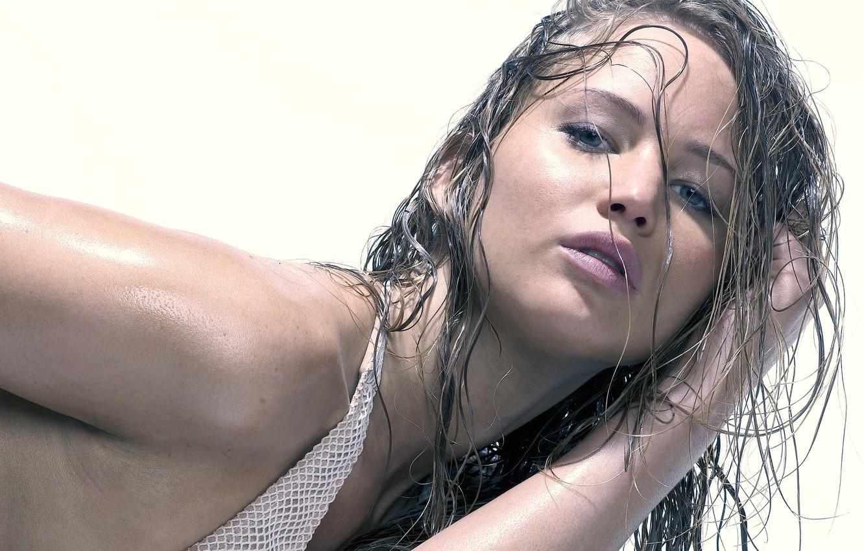 Фото обои девушка, актриса, Jennifer Lawrence, дженнифер лоуренс