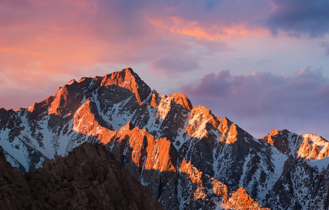 Download the macos high sierra wallpaper and spruce up your mac.