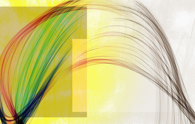 Обои абстракция, Цвет, форма. Абстракции foto 11