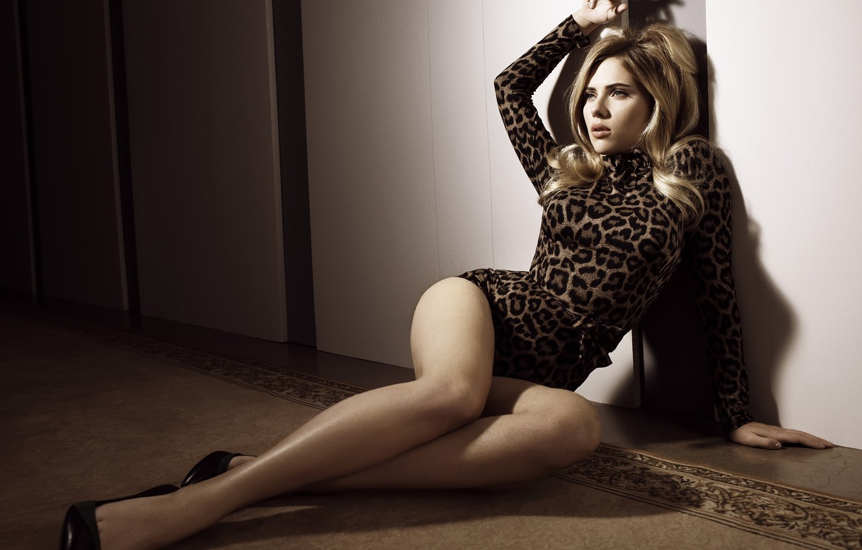 Скарлет йохансон самая сексуальная фот