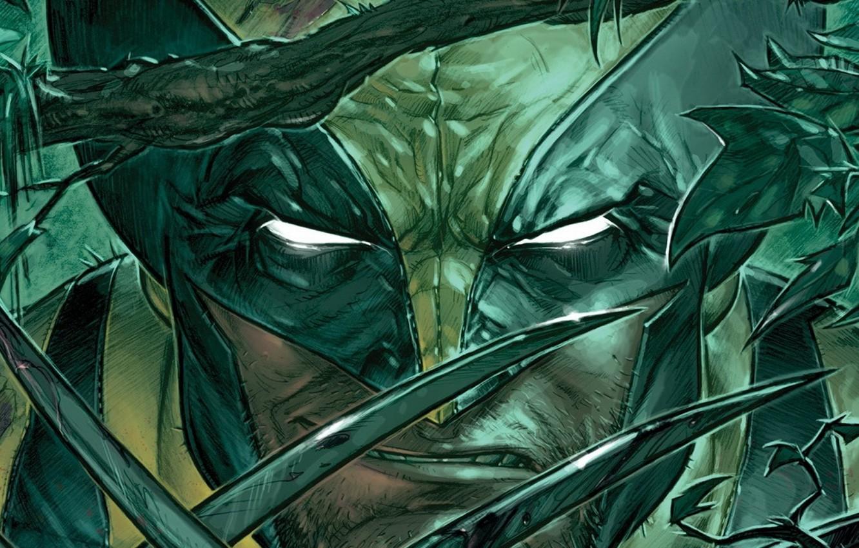 Фото обои X-Men, wolverine, comics, artwork, marvel comics