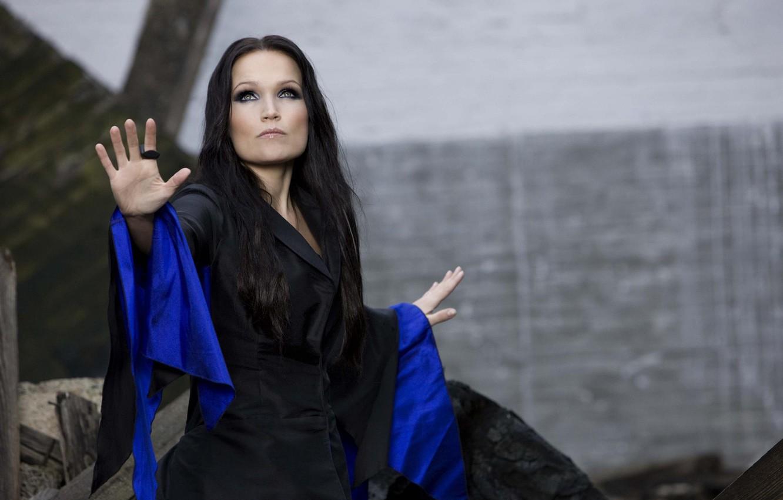 Фото обои певица, Tarja Turunen, nightwish, девушка., Die alive