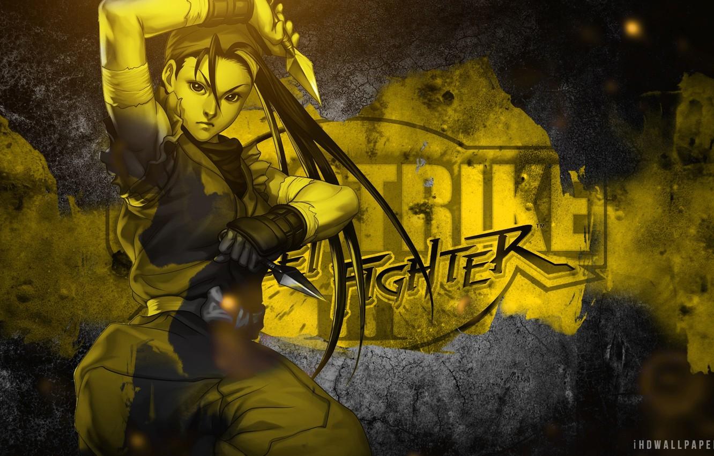Фото обои Девушка, Street fighter, Ibuki