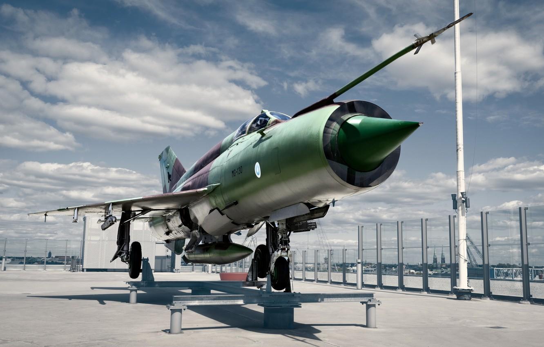 Обои Mig ii, Самолёт. Авиация foto 14