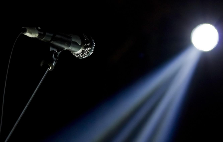 Обои микрофон, стиль, музыка. Музыка foto 17